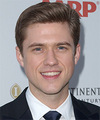Aaron Tveit Hairstyle