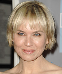 Renee Zellweger Hairstyle