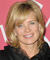 Mary Beth Evans Hairstyle