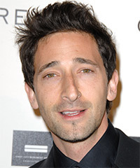 Adrien Brody Hairstyle - click to view hairstyle information