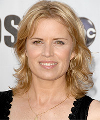 Kim Dickens Hairstyle - click to view hairstyle information