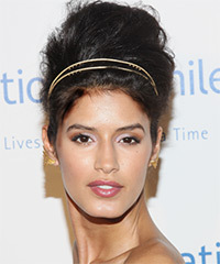 Jaslene Gonzalez - Updo Long Curly
