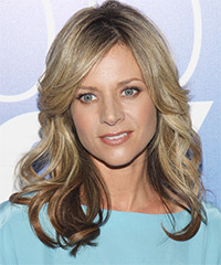 Jessalyn Gilsig Hairstyle - click to view hairstyle information