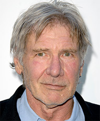Harrison Ford Hairstyle - click to view hairstyle information