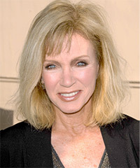 Donna Mills Hairstyle - click to view hairstyle information