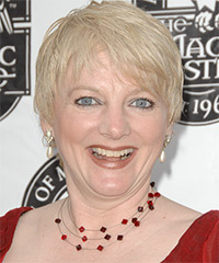 Alison Arngrim Hairstyle - click to view hairstyle information