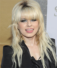 Orianthi Hairstyle - click to view hairstyle information