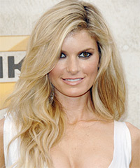 Marisa Miller Long Wavy Formal