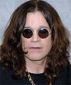 Ozzy Osbourne Hairstyle
