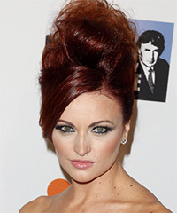 Maria Kanellis - Updo Long Curly