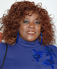 Loretta Devine Hairstyle - click to view hairstyle information