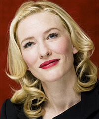 Cate Blanchett - Medium Wavy