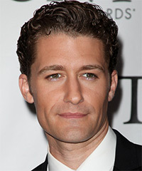 Matthew Morrison Short Wavy Formal