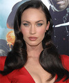 Megan Fox Hairstyle