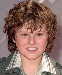Nolan Gould - Curly