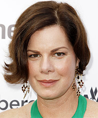 Marcia Gay Harden - Short Straight