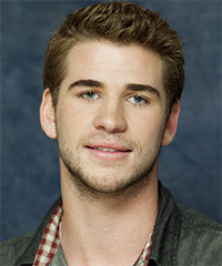 Liam Hemsworth Hairstyle - click to view hairstyle information