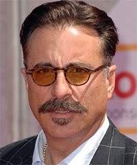 Andy Garcia Hairstyle - click to view hairstyle information