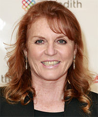 Sarah Ferguson Hairstyle - click to view hairstyle information