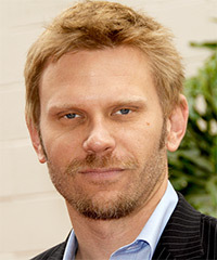Mark Pellegrino Hairstyle