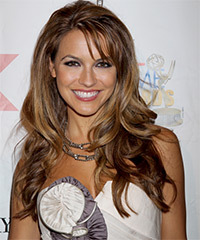 Chrishell Stause Hairstyle