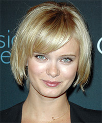 Sara Paxton - Medium Straight