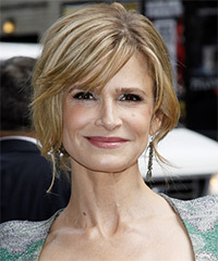 Kyra Sedgwick - Updo Long Straight