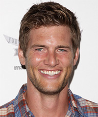 Ryan McPartlin Hairstyle - click to view hairstyle information