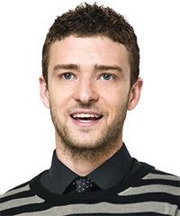 Justin Timberlake - Short Wavy