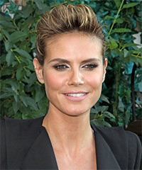 Heidi Klum - Updo Long Curly