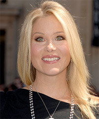 Christina Applegate Long Straight Casual