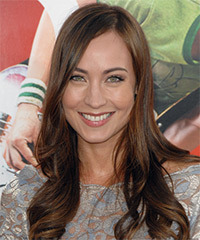 Courtney Ford Hairstyle