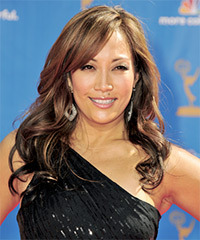 Carrie Ann Inaba Hairstyle - click to view hairstyle information