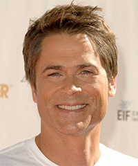 Rob Lowe Hairstyle