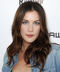 Liv Tyler Hairstyle - click to view hairstyle information