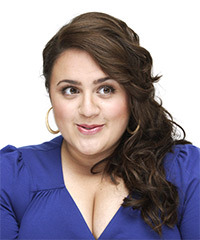 Nikki Blonsky Hairstyle - click to view hairstyle information