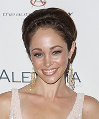 Autumn Reeser - Updo Long Straight