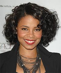 Sanaa Lathan - Curly