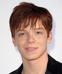Cameron Monaghan Hairstyle - click to view hairstyle information