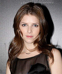 Anna Kendrick - Long Straight