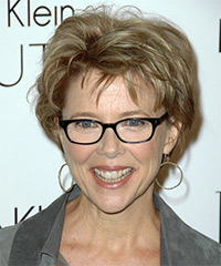 Annette Bening Hairstyle - click to view hairstyle information