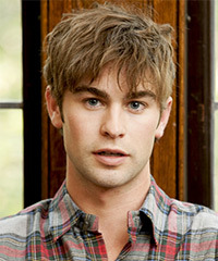 Chase Crawford Hairstyle - click to view hairstyle information