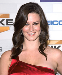 Katie Featherston Hairstyle - click to view hairstyle information