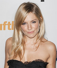 Sienna Miller Hairstyle - click to view hairstyle information