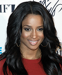 Ciara Hairstyle - click to view hairstyle information
