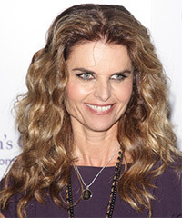 Maria Shriver Hairstyle - click to view hairstyle information
