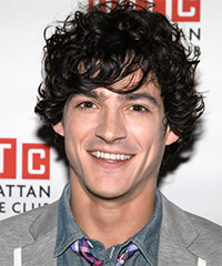 Aaron Michael Davies  - Curly