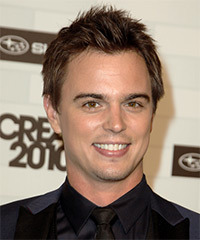 Darin Brooks Hairstyle