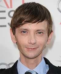 DJ Qualls  Hairstyle