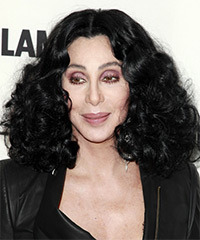 Cher - Medium Curly